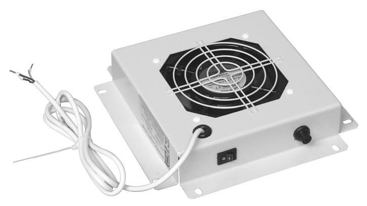 ZPAS WZ-0405-50-00-011 Вентиляционный блок для настенных шкафов серии SW, цвет серый (RAL 7035) (PD1W)