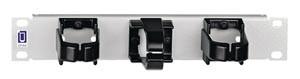 "ZPAS WZ-1408-07-00-011 (0751-891-235) Организатор кабеля 10"", 1U (без колец)"