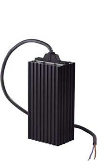 ZPAS WN-0211-02-00-000 Обогреватель для всепогодного шкафа анодированный мощностью 60 Вт (HG-60) (HGO-060) (M1U-06-0011)