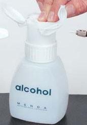 FIS F1-007PL Дозатор для спирта пластиковый (250мл)