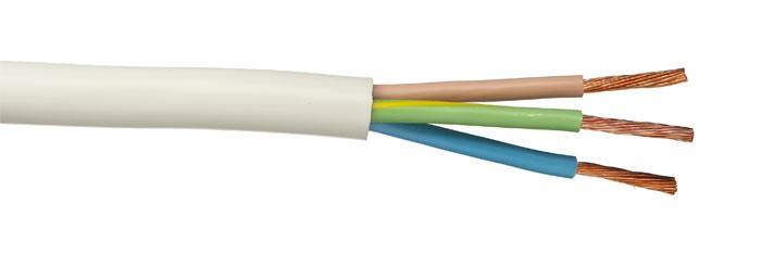 Российский кабель ПВС 3x4, 0 кв.мм Провод со скрученными жилами, с ПВХ изоляцией, в ПВХ оболочке<img style='position: relative;' src='/image/only_to_order_edit.gif' alt='На заказ' title='На заказ' />