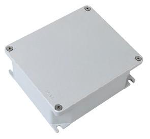 DKC / ДКС 65303 Коробка ответвительная алюминиевая окрашенная, IP66, RAL9006, 178х155х74мм