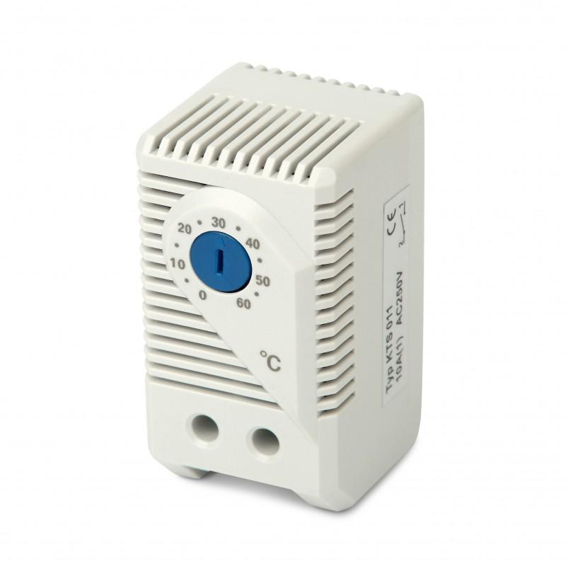 Термостат нормально-разомкнутый 0-60°C для охлаждения Hyperline KL-TRS-OP-060