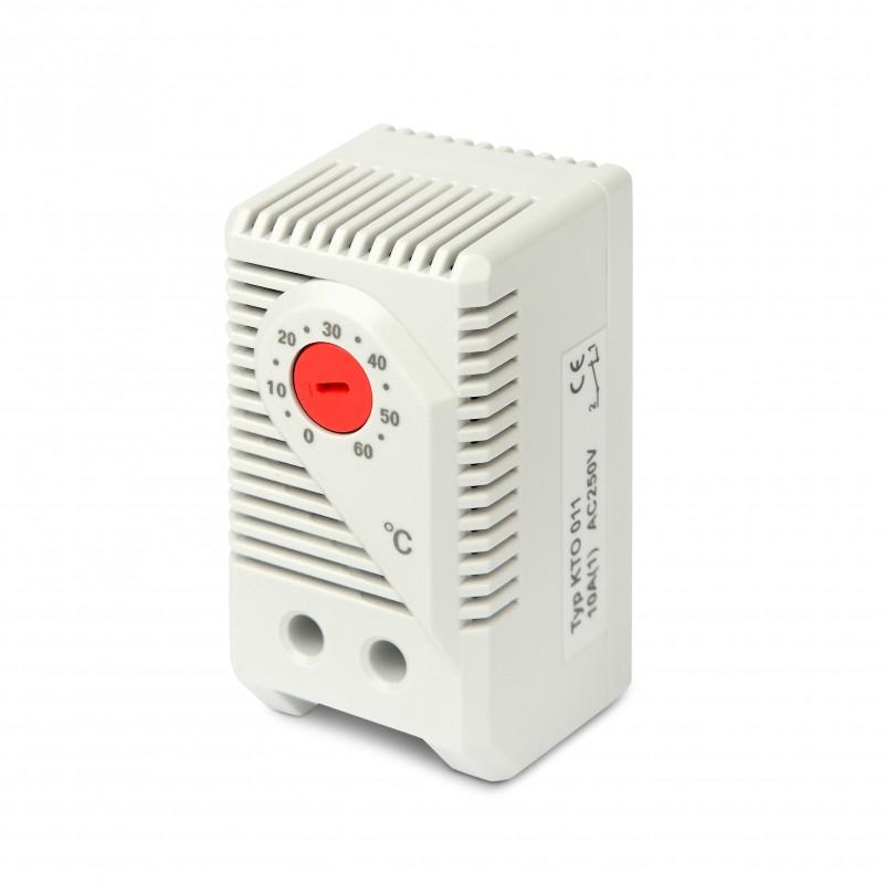 Термостат нормально-замкнутый 0-60°C для обогрева Hyperline KL-TRS-CL-060
