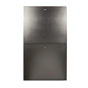 Боковая панель двухсекционная для шкафа V600 Siemon V2A-S-1-45<img style='position: relative;' src='/image/only_to_order_edit.gif' alt='На заказ' title='На заказ' />