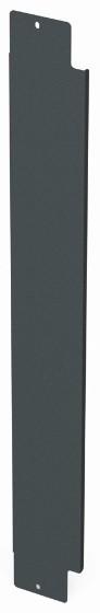 Вертикальная панель-заглушка половинной высоты для шкафа V800 Siemon V8A-BLNK-1-48