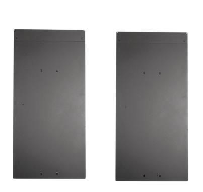 Siemon VCM-S RouteIT Комплект боковых панелей (2, 13 м x 457 мм ) для двустороннего вертикального кабельного организатора, черный<img style='position: relative;' src='/image/only_to_order_edit.gif' alt='На заказ' title='На заказ' />