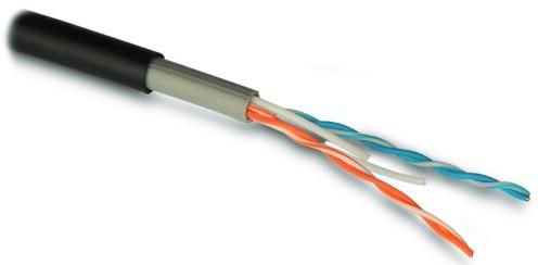 Кабель для сетей Industrial Ethernet Hyperline IU2-C5e-S-I-500 (500 м)