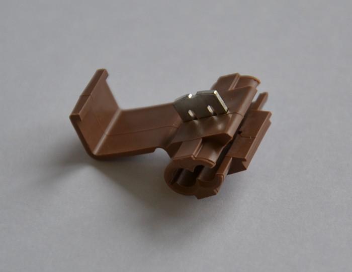 3M 7100179355 (7000031438, 80610085807) Scotchlok (534) соединитель с врезным контактом (1, 5-2, 5 мм2)