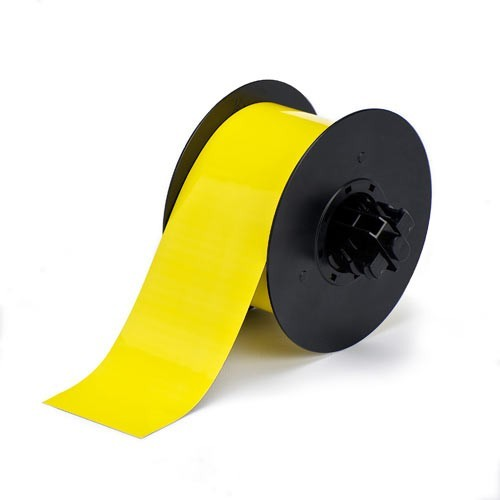 BRADY gws117919 B30C-2500-509-YL Магнитная лента без адгезива. Желтая. 63.5ммх7.62м (BBP31/ 33/ 35/ 37)<img style='position: relative;' src='/image/only_to_order_edit.gif' alt='На заказ' title='На заказ' />