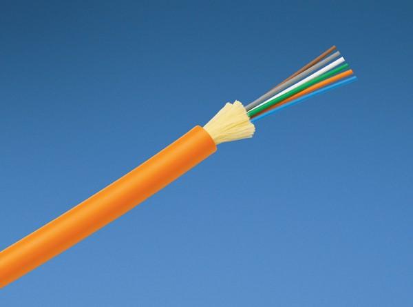 PANDUIT FADC508-37 (FPDL508) Кабель волоконно-оптический 50/ 125 (OM2) многомодовый, внутренний, 8 волокон, LSZH IEC 60332-1, 60332-3C, -20°C - +70°C, оранжевый<img style='position: relative;' src='/image/only_to_order_edit.gif' alt='На заказ' title='На заказ' />