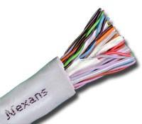 Nexans 100.m01 (EGCC-O2240250-10) Кабель витая пара, неэкранированная (UTP), категория 5, 25 пар, одножильный (solid)