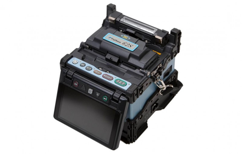 Fujikura 62S+ (62S plus) Сварочный аппарат (в комплекте сварка, батарея BTR-09, шнур питания DCC-18, скалыватель CT50) KIT A<img style='position: relative;' src='/image/only_to_order_edit.gif' alt='На заказ' title='На заказ' />