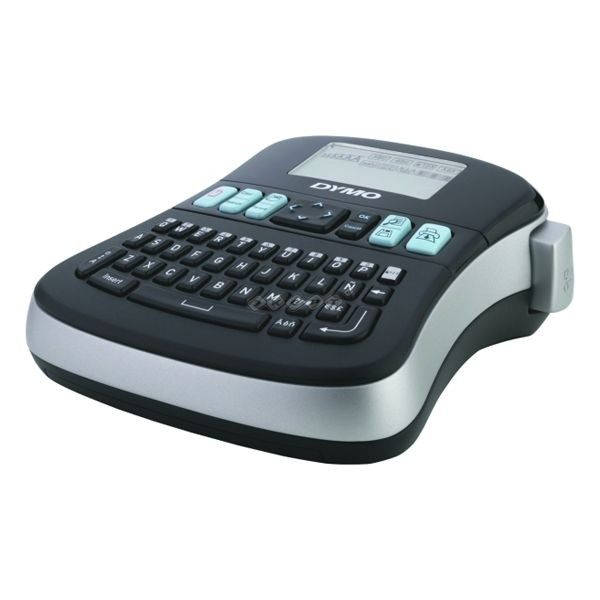 DYMO S0815220/ 132529 Принтер маркировочный LM210D, портативный, ЖК-дисплей, латиница/ кириллица, клавиатура QWERTY, тип питания батарейки<img style='position: relative;' src='/image/only_to_order_edit.gif' alt='На заказ' title='На заказ' />