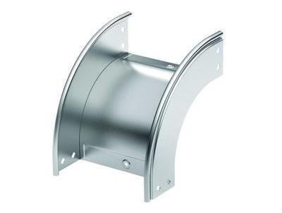 DKC / ДКС 36788 Угол CD 90 вертикальный внешний 90°, основание 600мм, высота 50мм, сталь