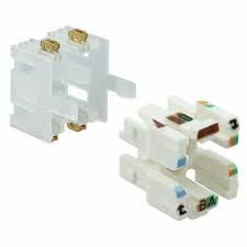 Belden RVUCOEW-B50 Внутренний модуль REVConnect для раскладки витых пар, для кабеля с диаметром по изоляции 0.9-1.4 мм, по оболочке до 9.3 мм (50 шт.)