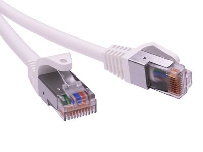 DKC / ДКС RN5EFU4505WH Патч-корд экранированный CAT5E F/ UTP 4х2