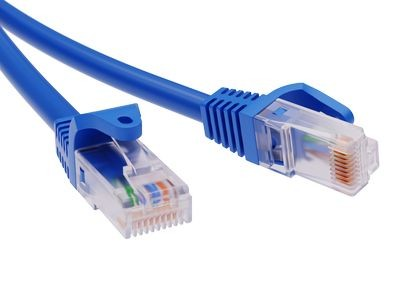 DKC / ДКС RN5EUU4505BL Патч-корд неэкранированный CAT5E U/ UTP 4х2