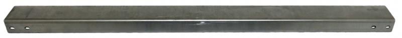 Горизонтальный опорный уголок длиной 850 мм Hyperline TGB3-850-ZN