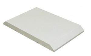 ZPAS WZ-6171-04-00-011 Крыша для открытых стоек новой конструкции серии SRK, цвет серый (RAL 7035) (SRK-2378-7/ 1)