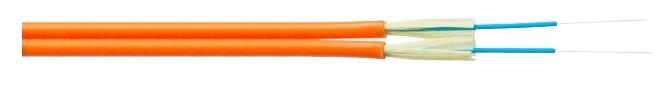 .002100 Кабель волоконно-оптический 50/ 125 многомодовый Belden GIPS6E2 (OM4)