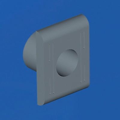 DKC / ДКС R5CE205 Комплект замка (накладка для замка, цилиндр с двойной бородкой 3 мм), для шкафов серий CE/ ST<img style='position: relative;' src='/image/only_to_order_edit.gif' alt='На заказ' title='На заказ' />
