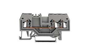 WAGO 279-682 3-проводная проходная клемма