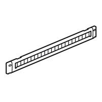 Щеточный кабельный ввод - 1 U - для шкафов LCS2 - металлический LEGRAND 046530<img style='position: relative;' src='/image/only_to_order_edit.gif' alt='На заказ' title='На заказ' />