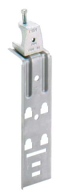 J-Mod ® Кронштейн балочный для одного кабельного крюка PANDUIT JMSBCB87-1-X (цена за шт.)<img style='position: relative;' src='/image/only_to_order_edit.gif' alt='На заказ' title='На заказ' />