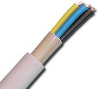 Nexans NYM-J 3x1, 5 - 0, 66 Кабель силовой (инсталляционный) на напряжение до 0, 66 кВ с ПВХ изоляцией