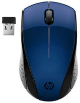 Mouse HP Wireless Mouse 220 (Lumiere Blue) cons