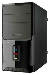 IN WIN  Mini Tower InWin ENR029 Black 400W RB-S400T70 2*USB 3.0+AirDuct+Audio mATX