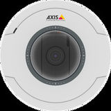 Видеокамера AXIS AXIS M5054 Ceiling-mount mini PTZ dome camera with 5x Optical zoom and autofocusing