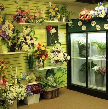 Решение для цветочных магазинов
