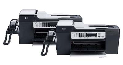Серия HP Officejet J5500