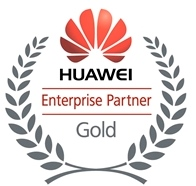 Huawei Enterprise Gold Partner