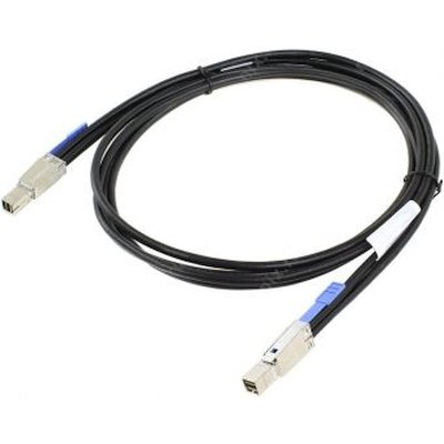 Кабель Lenovo TS TCh Storage V3700 V2 0.6m 12Gb SAS Cable (Mini-SAS HD (controller) to Mini-SAS HD)
