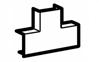Legrand Ответвление Т-образное д/ к-к 40х20, белое