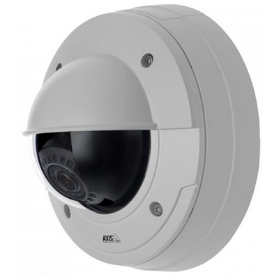 Камера AXIS ip куп. антивандал. уличная 2mp hdtv 1080p д/ н камера axis p3365-ve, wdr, двухстор. звук, sd/ sdhc слот, poe, без мидспана