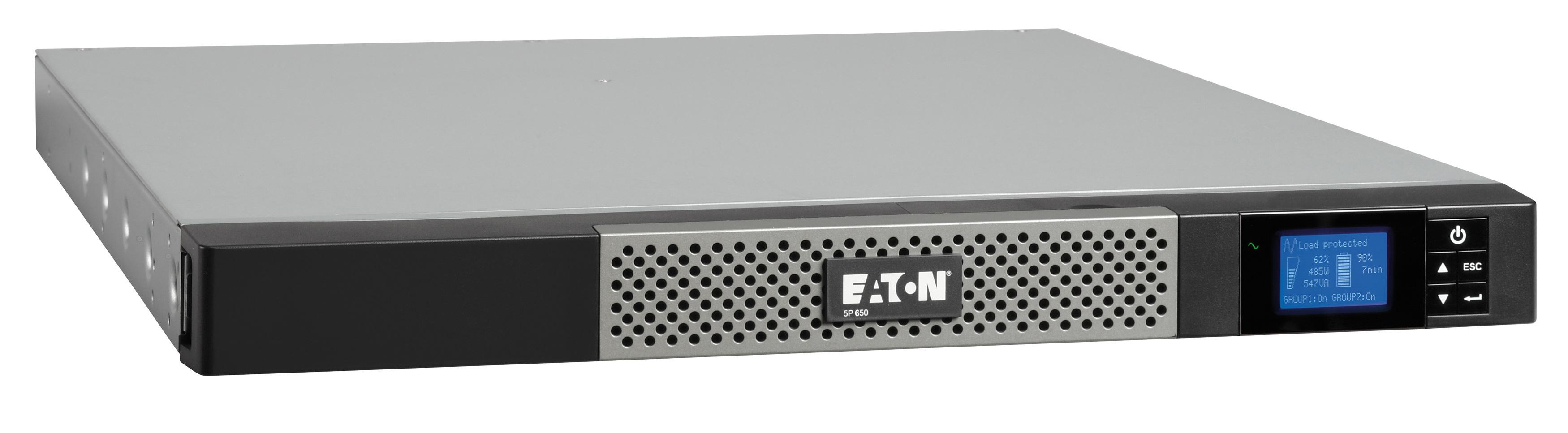 ИБП Eaton 5P 650i Rack1U