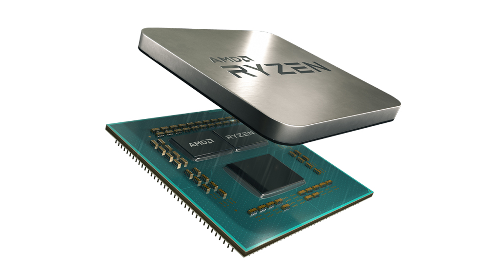 Процессор AMD CPU AMD Ryzen 9 3950X
