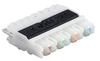 Hyperline 110C-M-4P-C6 4-х парный 110 модуль, категория 6