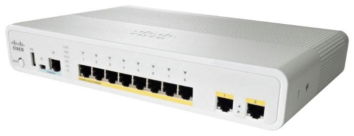 Cisco WS-C2960CPD-8PT-L