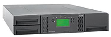 Ленточная библиотека IBM/ Lenovo TS3100 Ultrium Driveless Tape Library
