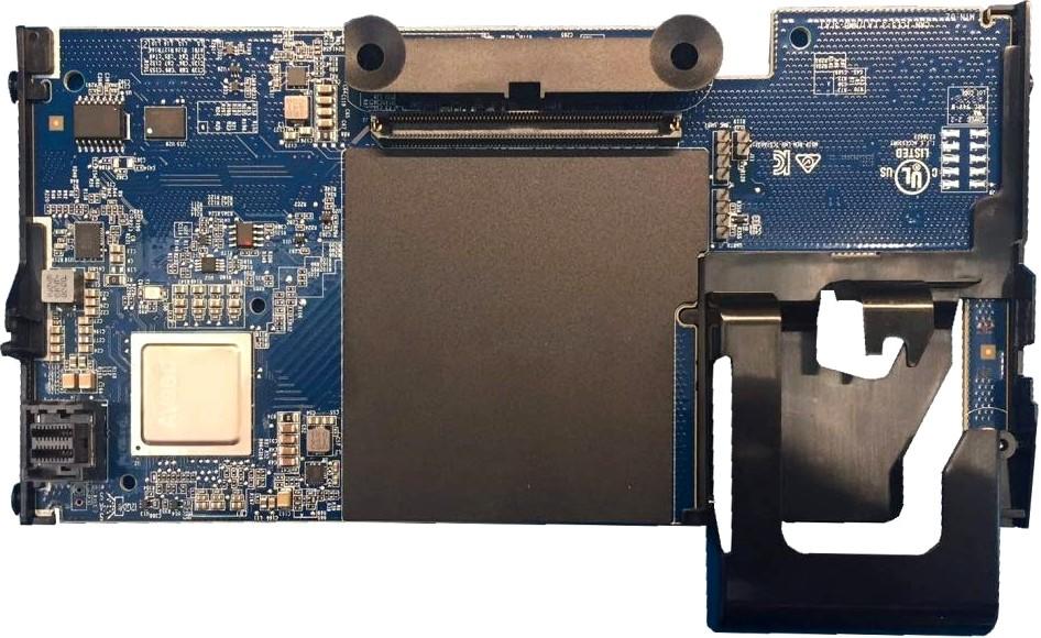 Lenovo Адаптер ThinkSystem RAID 530-4i 2 DriveAdapter Kit for SN550