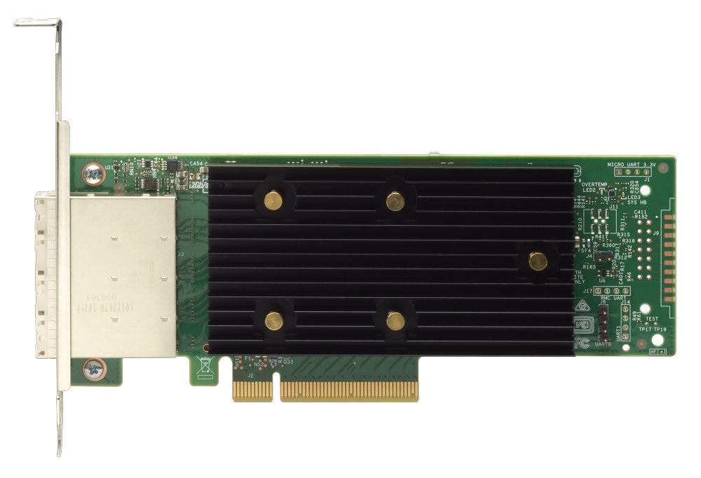 Lenovo TS ThinkSystem 430-8e SAS/ SATA HBA