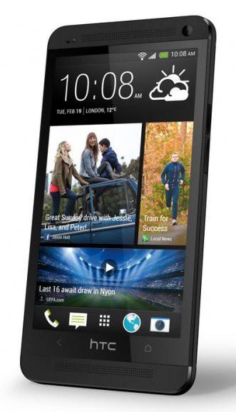 Смартфон HTC One Dual черный моноблок 3G 2Sim 4.7