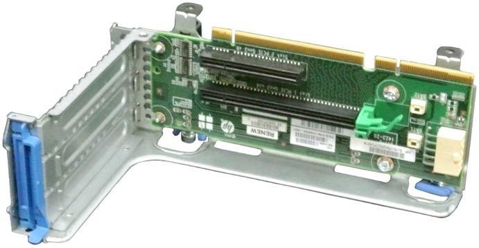 Переходная плата (райзер) HPE x16/ x16 GPU Kit (для DL 380 Gen10)