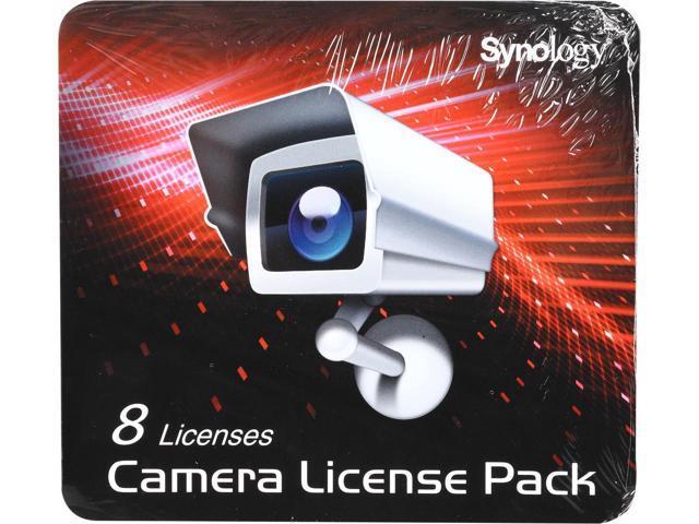 Комплект программного обеспечения Synology 8-camera expansion pack