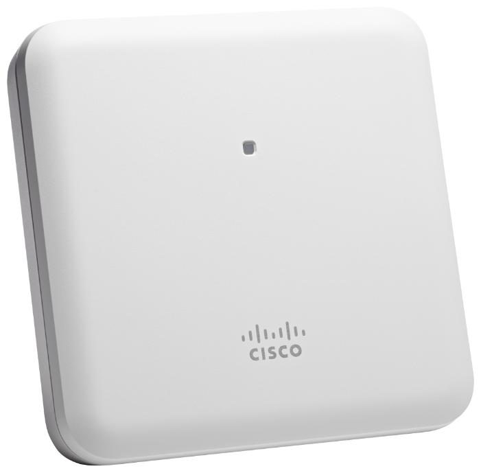 Cisco Точка доступа 802.11ac Wave 2; 4x4:4SS; Int Ant; R Reg Dom